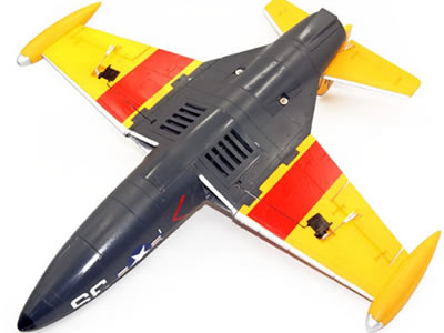 Freewing F9F Panther 64mm EDF Jet PNP RC Airplane