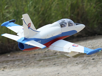 Freewing L-39 Albatros 80mm EDF Jet PNP RC Airplane