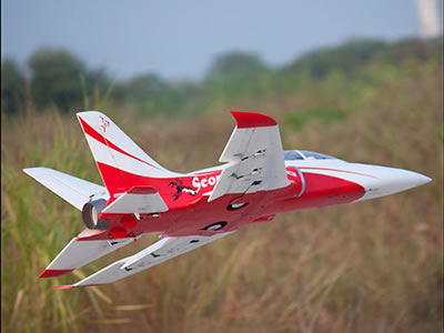 Freewing Super Scorpion 80mm EDF Jet PNP RC Airplane