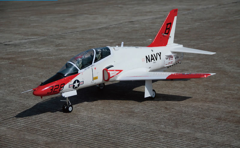 Freewing T-45 Goshawk Super Scale 90mm EDF Jet PNP Rc Airplane